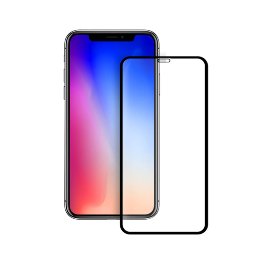 Glass Pro+ Full Screen Tempered Glass Apple iPhone 11 black
